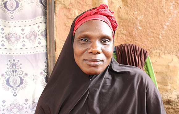 Aminata, 36 años, Mali