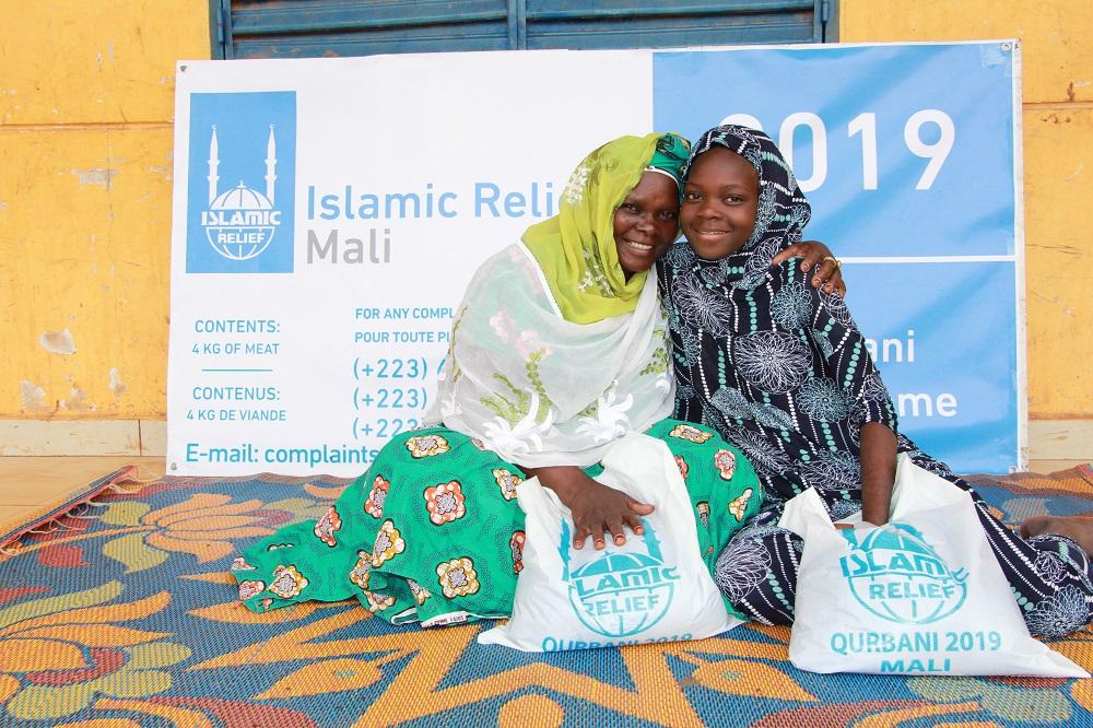 Udhiya 2019 en Mali