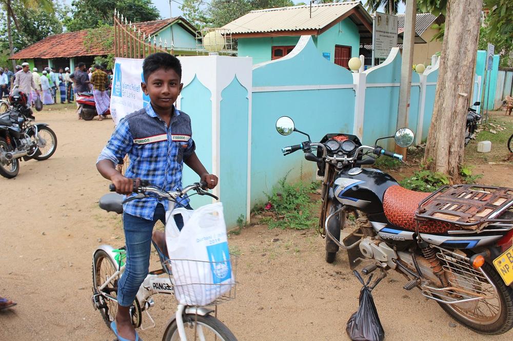 Udhiya 2019 en Sir Lanka