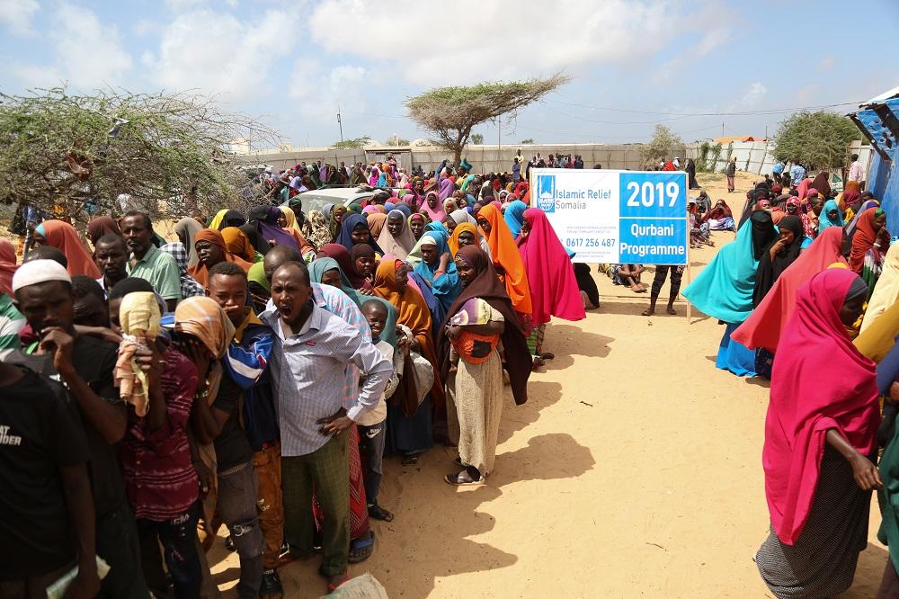 Udhiya 2019 en Somalia