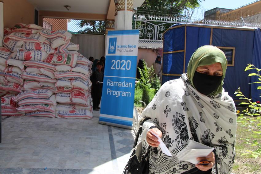 Distribuciones de Ramadán 2020 en 33 países diferentes