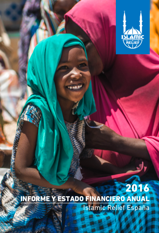 Informe anual Islamic Relief 2016