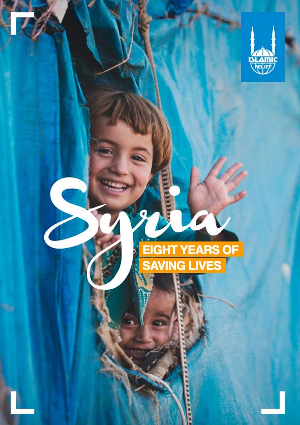 8 años de guerra en Siria (Informe anual 2019)