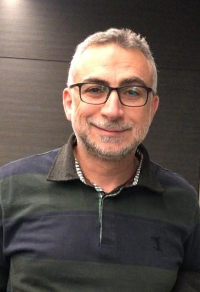 Muneeb Abu-Ghazaleh, director nacional de Islamic Relief en los territorios palestinos ocupados