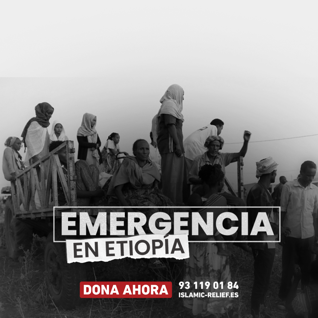 Emergencia en Etiopía