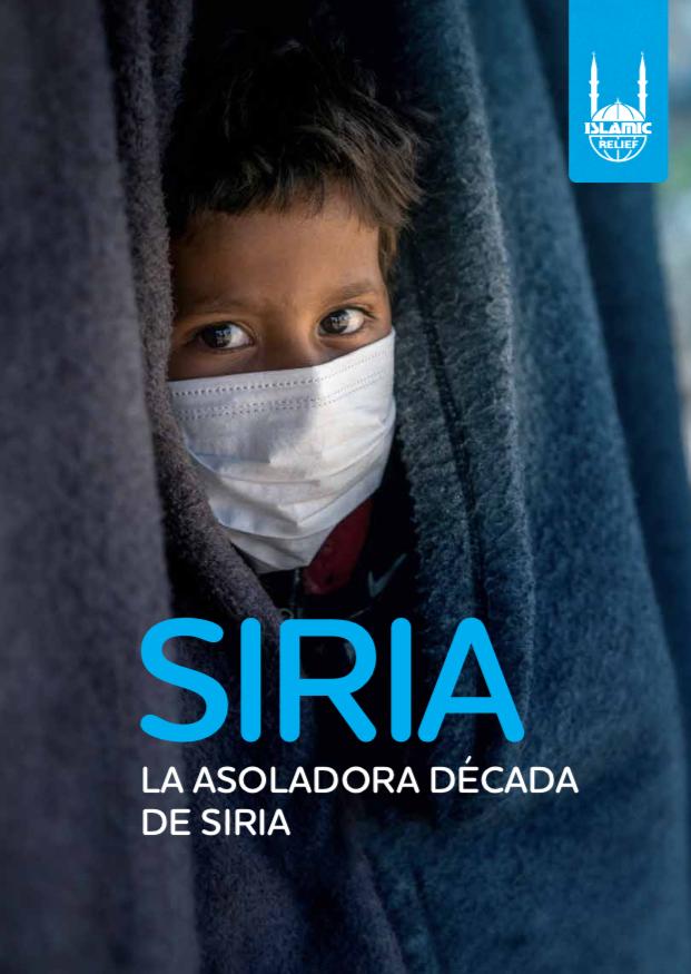 Informe anual - Dies años de guerra en Siria