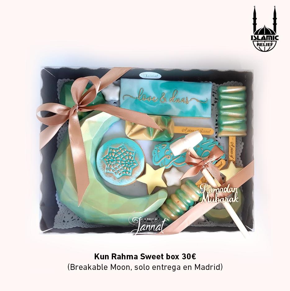 Kun Rahma Sweet box 30€ (Luna rompible, solo entrega en Madrid)