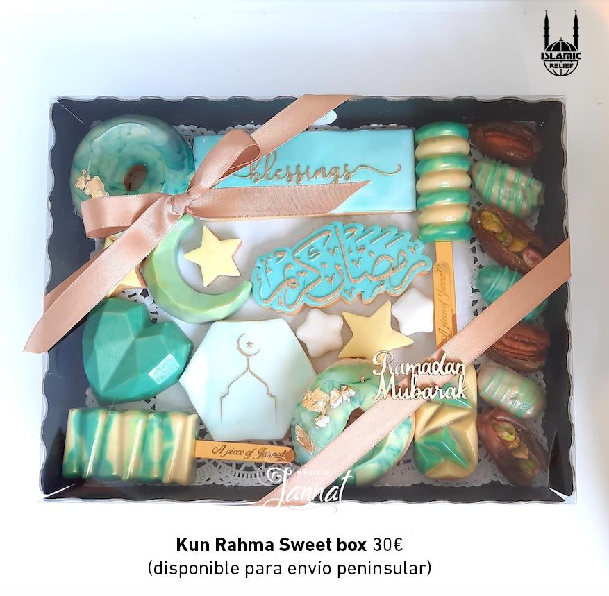 Kun Rahma Sweet box 30€ (disponible para envío peninsular)